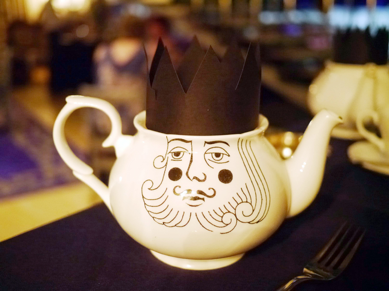 MAD HATTER'S AFTERNOON TEA