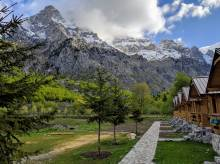 ヴァルボナ渓谷/Valbona Valley National Park