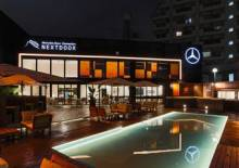 Mercedes-Benz Connection NEXTDOOR 「The TERRACE」