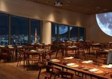 Museum Restaurant THE MOON/六本木ヒルズ森タワー52F