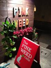 The PINK WEED cafe/ザ ピンク ウィードカフェ
