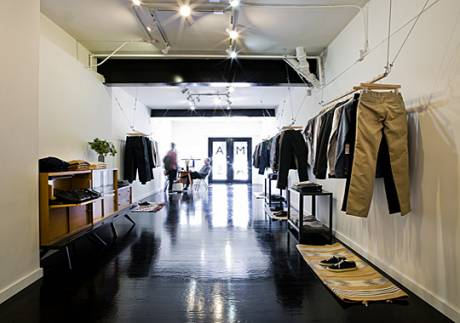MAAS and Stacks Menswear Boutique