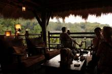 Burma Bar(Four Seasons Tented Camp)